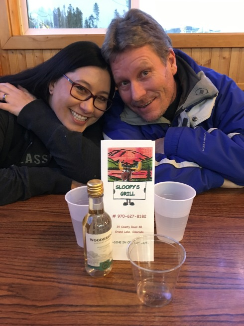 Kimi & Rob at Sloopy's Grill