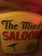 The Mint Saloon, Best Restaurant